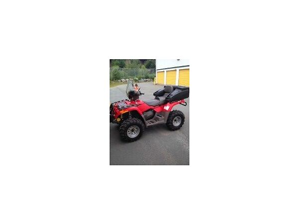 Used 2004 Can-Am Outlander 400 Max XT