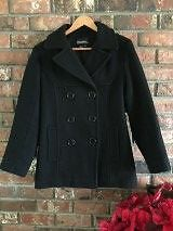 COAT - women's wool blend ELLABEE brand coat