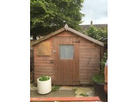 10 X 8 SHED FOR SALE M22 AREA