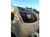 Swift Archway Woodford 2012 2 Berth Caravan For Sale £12,000.00 ono