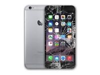 Apple iphone 7,7 Plus, 6s,6, 6 plus, 5s, 5c 5, 4s, 4 lcd screen replacement Cambridge city centre