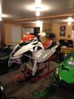 Arctic Cat 1100 turbo Modified Trail/Hobby race Sled