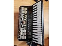 Gabbanelli 96/4 accordian.MINT condition. With hard case