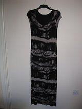 Maxi jersey dress- size 12