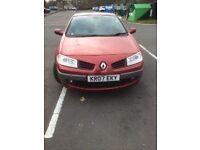 Renault Maganne Convertable 2litre