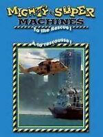 Bilingual Mighty Super Machines DVDs