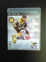 2015 NHL PS3 GAME FOR SALE *CHEAP*