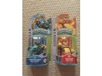 Skylanders Swap Force figures
