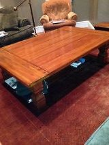 Coffee table (solid cherry)