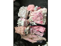 baby girls clothes newborn to 12 months