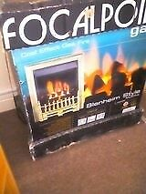 Gas fire new .