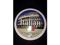 Learn Italian CD