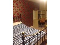 Furnished lge double room, en-suite, incl bills, WiFi & Sky sports. £600pcm.