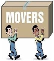 * SPRING MOVING PACKAGES*  (416) 732-7611