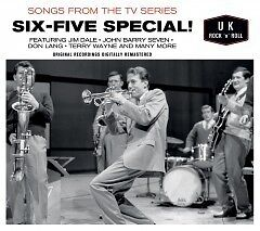 Six-Five Special NEW CD BRITISH ROCK N ROLL FIFTIES 31 ROCKING TRACKS 50's  HITS