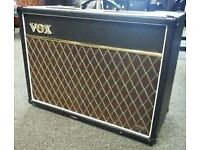 VOX AC15VR guitar amplier 15watt 12inch speaker excellent condition reverb twin channel