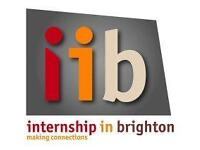 INTERNSHIP IN BRIGHTON IS LOOKING FOR A PART TIME SOCIAL & DIGITAL MEDIA OFFICER