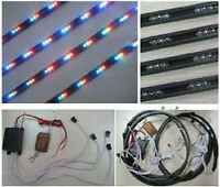 7 color under glow kit with wireless remote. (new)
