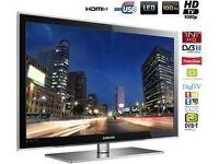 """(Perfect) Samsung 40"""" UE40C6000 Full HD SLIM 1080p LED TV / Freeview HD / 4x HDMI / USB / Remote"""