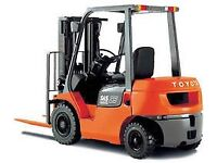 Forklift wanted
