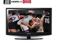 "Samsung 32"" LCD TV with DTV Freeview"