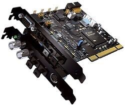 2x RME PCI digital interface with a total up to 52in and out!!!!