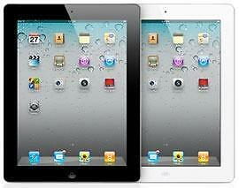 iPad 2 WiFi + 3G  - White