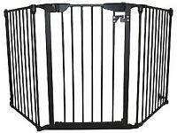 Babystart Extra Wide Adjustable Saftey Gate