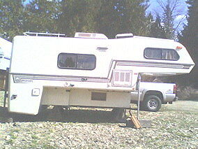 Bigfoot 11' camper