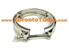 """4.5"""" V-Band Clamp Stainless Steel"""