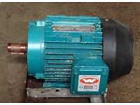Brook Hanson Electric Motor 2.2kW