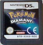[Nintendo DS] Pokemon Diamond Kale Cassette Duits