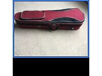 Ideal starter Stentor child's size violin with bow. Excellent condition. Comes with carry case.