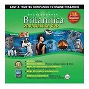 Encyclopedia Britannica DVD
