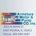 Armature Motor and Pump Co.