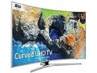 "49"" UE49KU6670U6 UHD Crystal Colour HDR Smart TV"