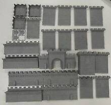Warhammer 40k Mighty Fortress OOP scenery / terrain PLASTIC Shailer Park Logan Area Preview