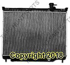 Radiator (2458) 6-Cylinder High Quality Chevrolet Trailblazer 2004-2009