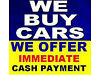 ANY CARS VANS BIKES ANY CONDITION CALL US CAS London