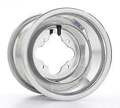 DWT-Alumilite-A5-Rolled-Lip-ATV-Rear-Wheel-8-034-8x8-3-5-4-110-Suzuki-Z400-LTR450