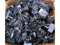 50 Used Mobile Phone Chargers