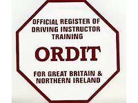 Training ADI Part 2 and Part 3 Driving Instructor Course ORDIT Standard Check Goodmayes Hornchurch