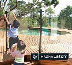 World's safest pool gate latch for playgrounds and child safety Pymble Ku-ring-gai Area Preview