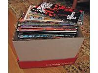 MIX BAG OF 6 MARVEL/ DC COMICS
