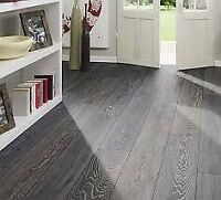 Laminate Flooring Installation •Best Rates •
