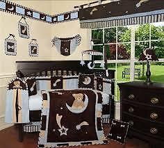 Beautiful Nursery set- 16 pieces!