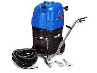 The Powr-Flite PFX1350 500 psi twin vac perfect heat £2000