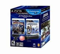 PS3 Move Bundle Medieval Moves + Sports Champions New/Sealed