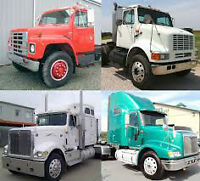 WANTED YOUR OLD TRUCKS SCRAP OR RUNNING TOP CASH!