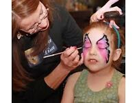 Face Painter Required